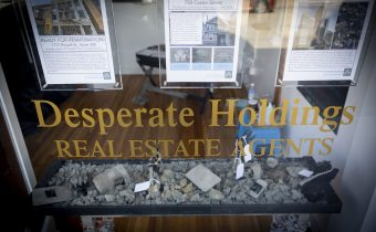 Desperate Holdings Real Estate & LandMind Spa