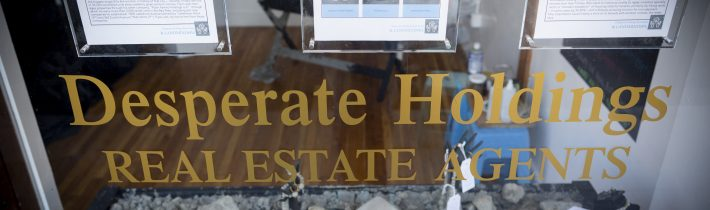 Desperate Holdings Real Estate & LandMind Spa