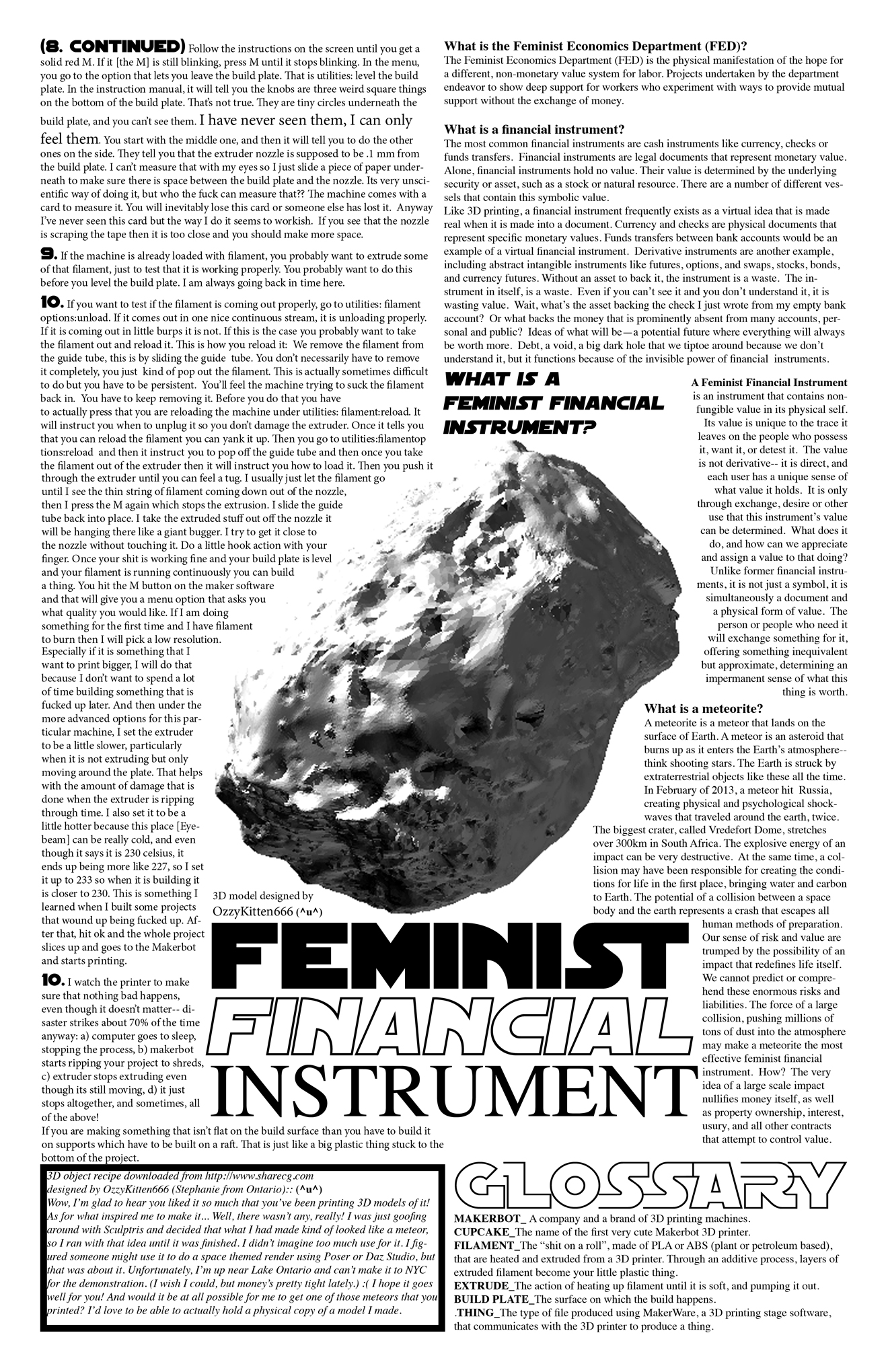Feminist 3D Reproduction